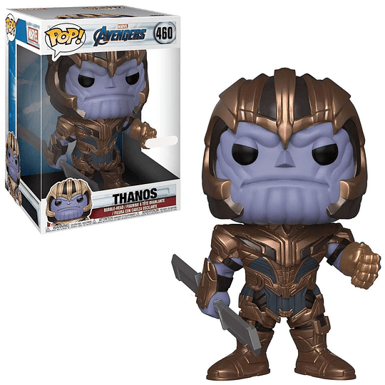 FUNKO POP DELUXE! Marvel Avergers - Thanos 10´´