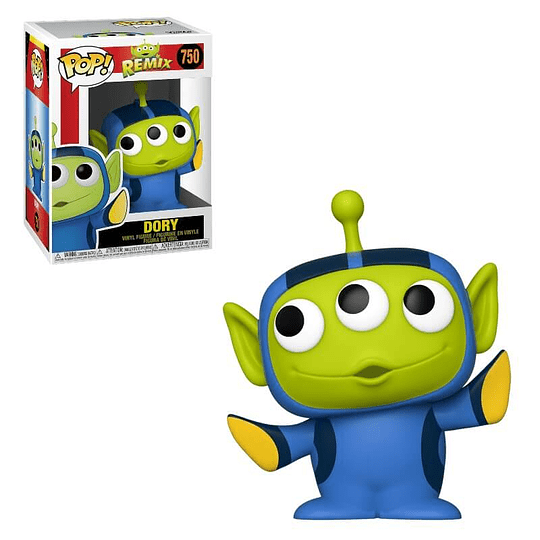 FUNKO POP! Disney - Remix: Alien Dory
