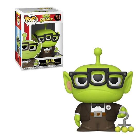 FUNKO POP! Disney - Remix: Alien Carl