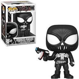 FUNKO POP! Marvel - Venom: Venomized Punisher