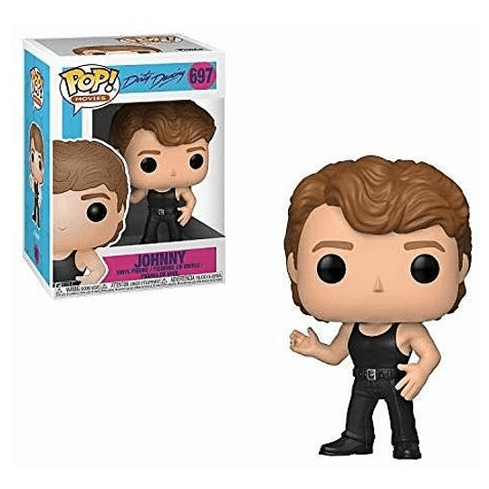FUNKO POP! Movies - Dirty Dancing: Johnny