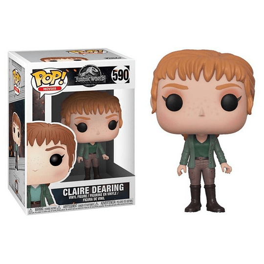 FUNKO POP! Movies - Jurassic World: Claire Dearing