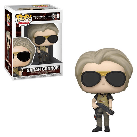 FUNKO POP! Movies - Terminator: Sarah Connor