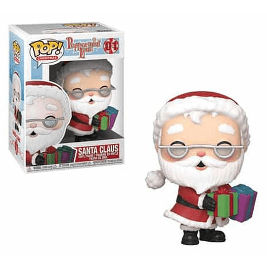 FUNKO POP! Christmas - Peppermint Lane: Santa Claus