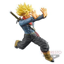 Banpresto - Dragon Ball Super: Super Galick Gun Trunks