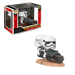 FUNKO POP DELUXE! Star Wars - First Order Tread Speeder