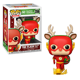 FUNKO POP! Heroes - DC Super Heroes: The Flash Holiday Dash