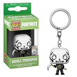 POCKET POP! KEYCHAIN! Fortnite - Skull Trooper