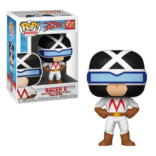 FUNKO POP! Animation - Speed Racer: Racer X