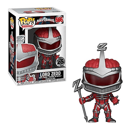 FUNKO POP! Television - Power Rangers: Lord Zedd