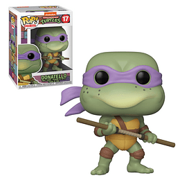 FUNKO POP! Retro Toys - nickelodeon TMNT: Donatello