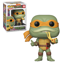 FUNKO POP! Retro Toys - nickelodeon TMNT: Michelangelo