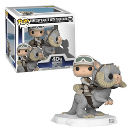 FUNKO POP DELUXE! Star Wars - Luke Skywalker with Tauntaun