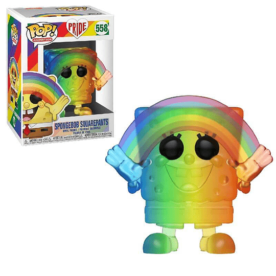 FUNKO POP! Animation - Pride: Spongebob Squarepants