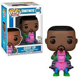 FUNKO POP! Games - Fortnite: Giddy Up