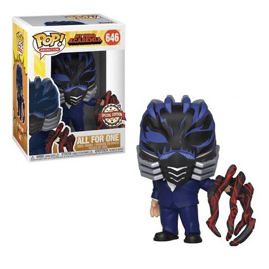 FUNKO POP! Animation - My Hero Academia: All For One Special Edition