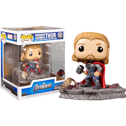 FUNKO POP DELUXE! Marvel - Avengers Assemble: Thor Special Edition