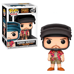 FUNKO POP! Games - PUBG: Sanhok Survivor