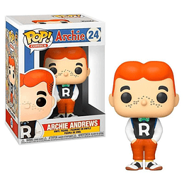 FUNKO POP! Comics - Archie: Archie Andrews