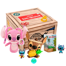 FUNKO POP! Disney - Lilo & Stitch Box: Treasures Kit