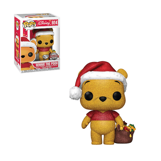 FUNKO POP DIAMOND! Disney - Winnie the Pooh Special Edition