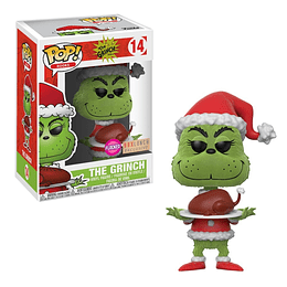 FUNKO POP! Books - The Grinch Flocked
