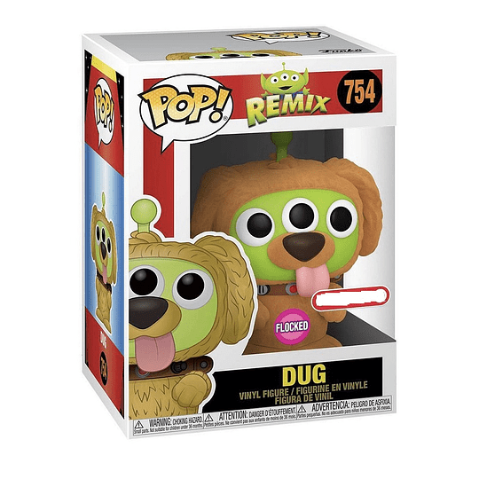 FUNKO POP! Disney - Remix: Alien Dug Flocked Special Edition
