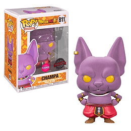 FUNKO POP! Animation - Dragon Ball Super: Champa Flocked Special Edition