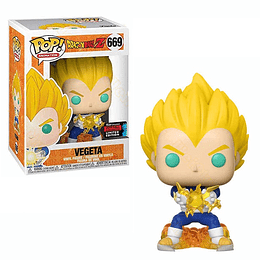 FUNKO POP! Animation - Dragon Ball Z: Vegeta Limited Edition