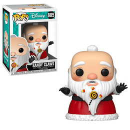 FUNKO POP! Disney - The Nightmare Before Christmas: Sandy Claws