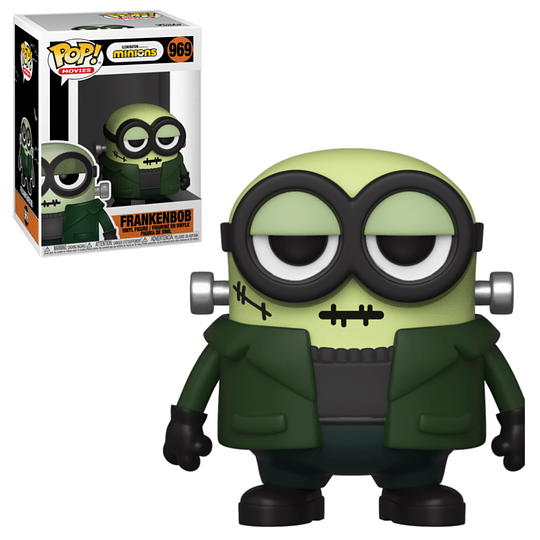 FUNKO POP! Movies - Minions: Frankenbob