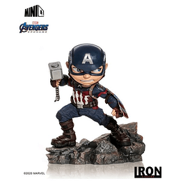 Mini Co. Marvel - Avengers: Captain America