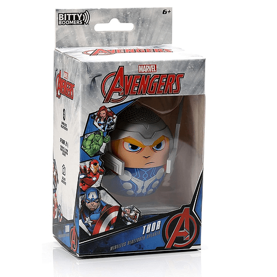 BITTY BOOMERS! Marvel - Thor Bluetooth Speaker