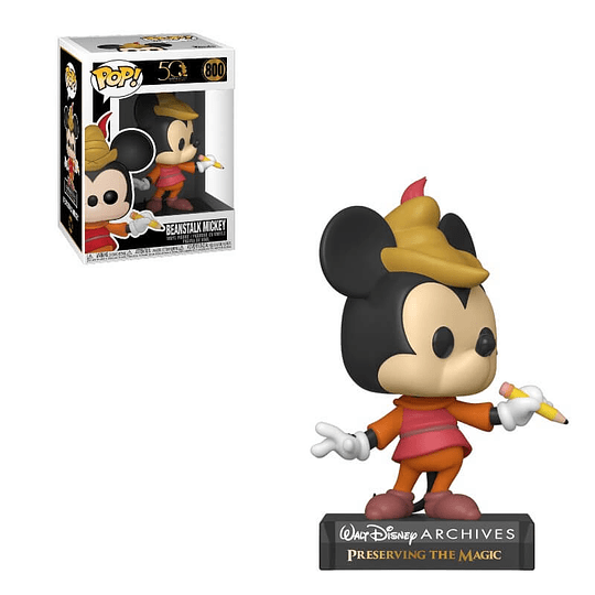FUNKO POP! Disney - 50 Years: Beanstalk Mickey
