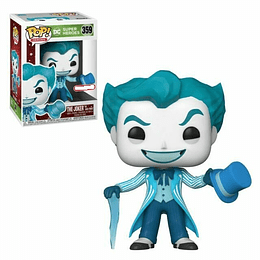 FUNKO POP! Heroes - DC: The Joker As Jack Frost Special Edition