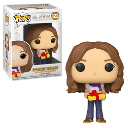 FUNKO POP! Movies -Harry Potter: Hermione Granger with a Gift