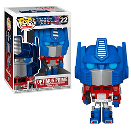FUNKO POP! Retro Toys - Transformers: Optimus Prime