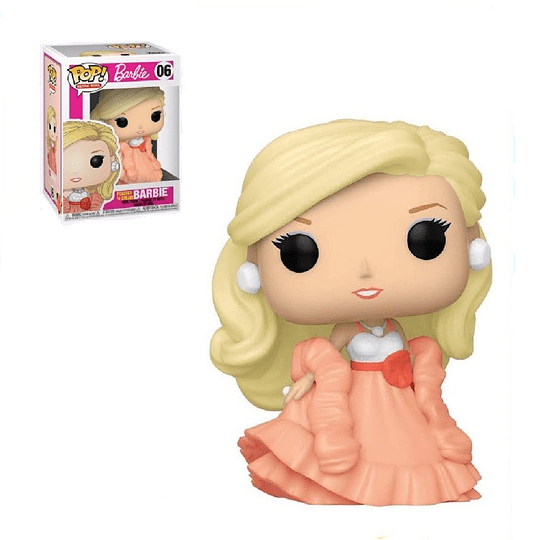 Funko Pop! Retro Toys - Barbie: Peaches ´N Cream