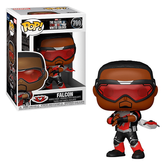 FUNKO POP! Marvel - The Falcon and the Winter Soldier: Falcon