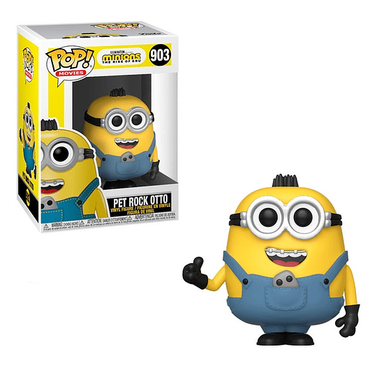 FUNKO POP! Movies - Minions: Pet Rock Otto