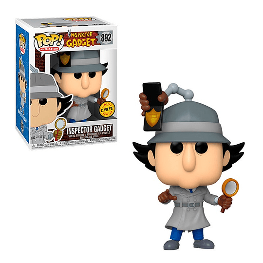 FUNKO POP! Animation - Inspector Gadget Chase