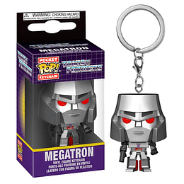 POCKET POP! KEYCHAIN! Transformers - Megatron