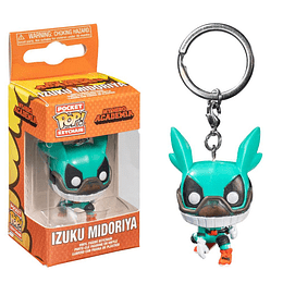 POCKET POP KEYCHAIN! My Hero Academia - Izuku Midoriya
