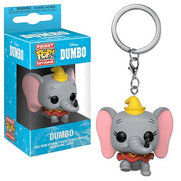POCKET POP KEYCHAIN! Disney - Dumbo