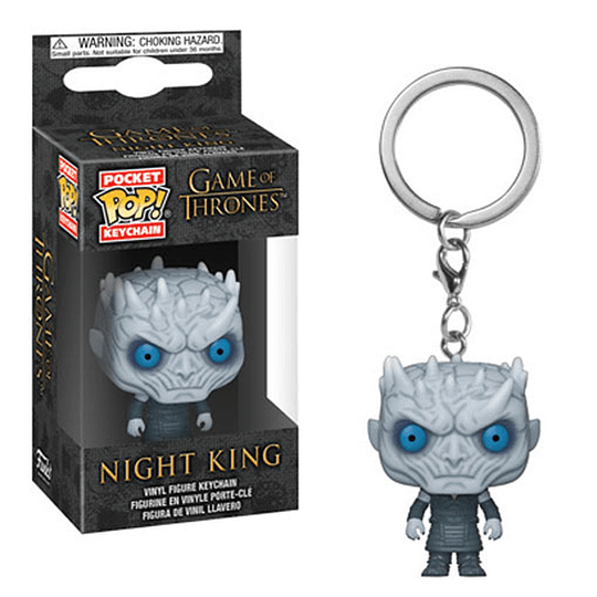 POCKET POP KEYCHAIN! Game of Thrones - Night King