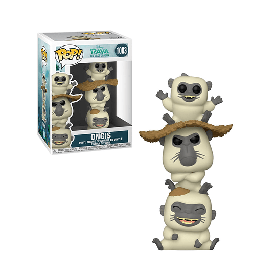 FUNKO POP! Disney -  Raya The Last Dragon: Ongis
