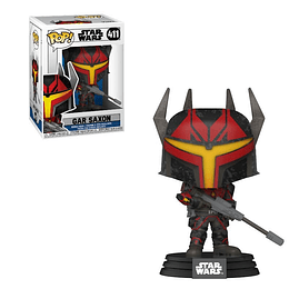 FUNKO POP! Star Wars - Gar Saxon