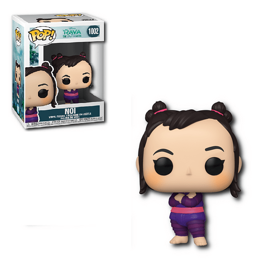 FUNKO POP! Disney -  Raya The Last Dragon: Noi