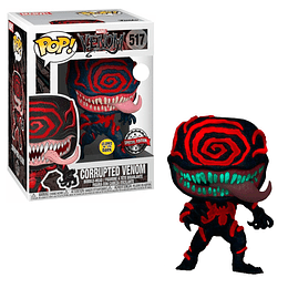 FUNKO POP! Marvel - Venom: Corrupted Venom Glows in the Dark Special Edition