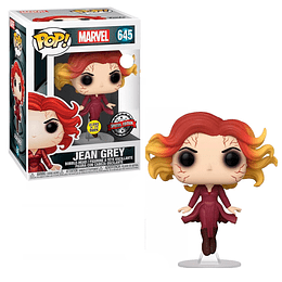FUNKO POP! Marvel - Jean Grey Glows in the Dark Special Edition